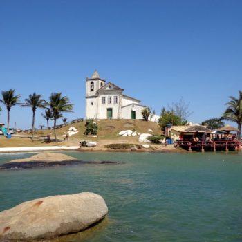 Prainha Barra de São João